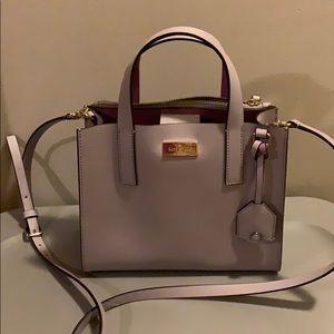 lavender Kate spade purse